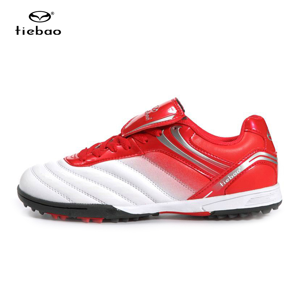 TIEBAO Soccer Men Shoes TF Turf Professional Football Boots Athletic Training Shoes Outdoor Soccer Shoes Futsal Boots Soccer tiebao soccer boots soccer turf shoes artificial turf for football botas de futbol brand sneakers 2017 soccer shoes ace