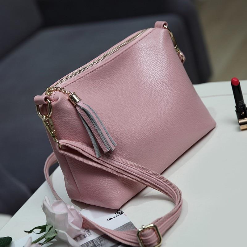 Luksuzni brand ženske torbe 2017 dizajner ručne torbe prave kože - Torbe - Foto 3