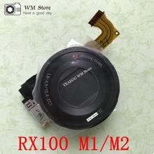 Nowy dla Sony RX100 M1/M2 cyber shot DSC RX100 I/II RX100II soczewka powiększająca jednostka naprawa aparatu części