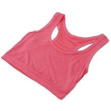 01899e715c3bb Wireless Bra Push Up Women Crop Top Pink Lingerie White Black Bralette Plus  Size Underwear Women Unlined Bandage Bra Femme