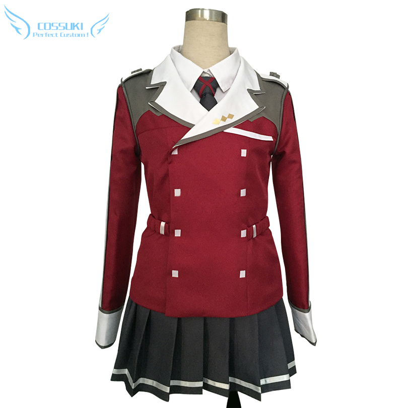 Hundred Claire Harvey Cosplay Costume Stage Performence Clothes , Perfect Custom for You !