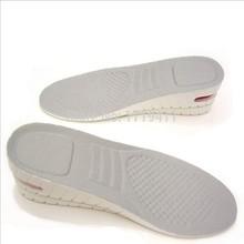 1 Pair Orthopedic Height Increase Insoles Men Women  Massaging Invisible EVA Insoles Foot Pad Shoe Lift Feet Care Palmilha 5 cm