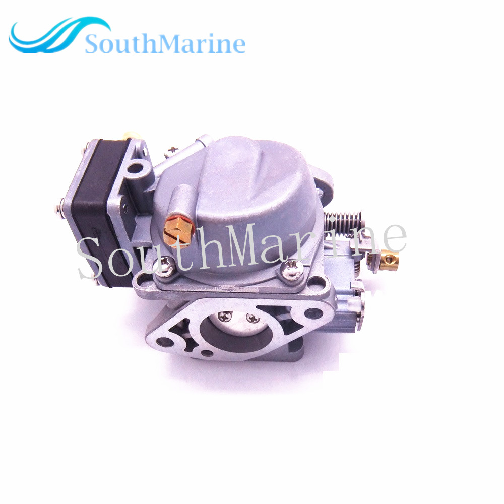 Boat Engine 3303-812647T1 3303-812648T Carburetor Assy for Mercury Marine 2-stroke 4HP 5HP Outboard MotorBoat Engine 3303-812647T1 3303-812648T Carburetor Assy for Mercury Marine 2-stroke 4HP 5HP Outboard Motor