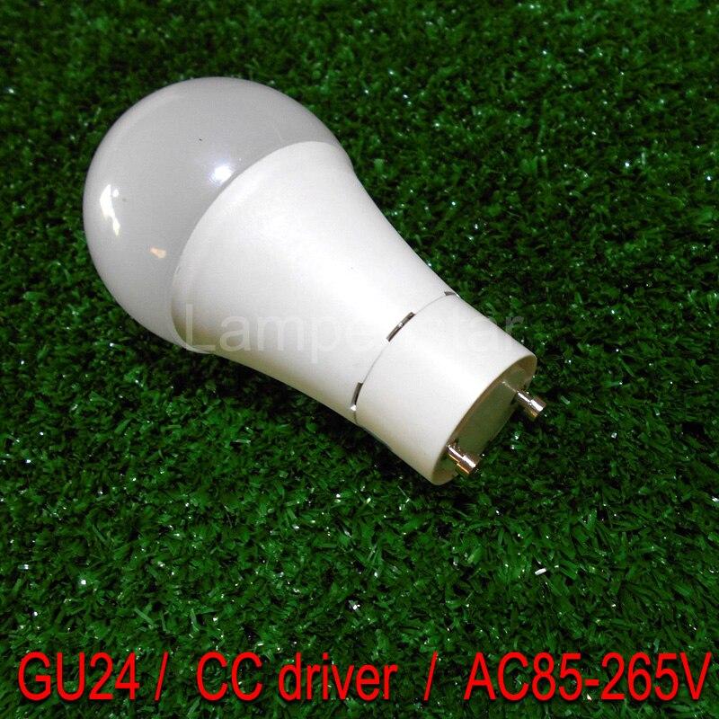 Lâmpadas Led e Tubos gu24 conduziu a lâmpada do Temperatura de Cor : Branca Fria(5500-7000k)