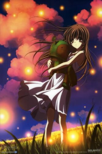 <font><b>Anime</b></font> Poster <font><b>Clannad</b></font> Aftet Story Japan Wall Scroll Printed Painting Home Decor Japanese Cartoon Decoration Poster image