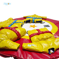 Free Shipping Adults Kids Inflatabel Sumo Costumes Inflatable Sumo Suits For Sports Games