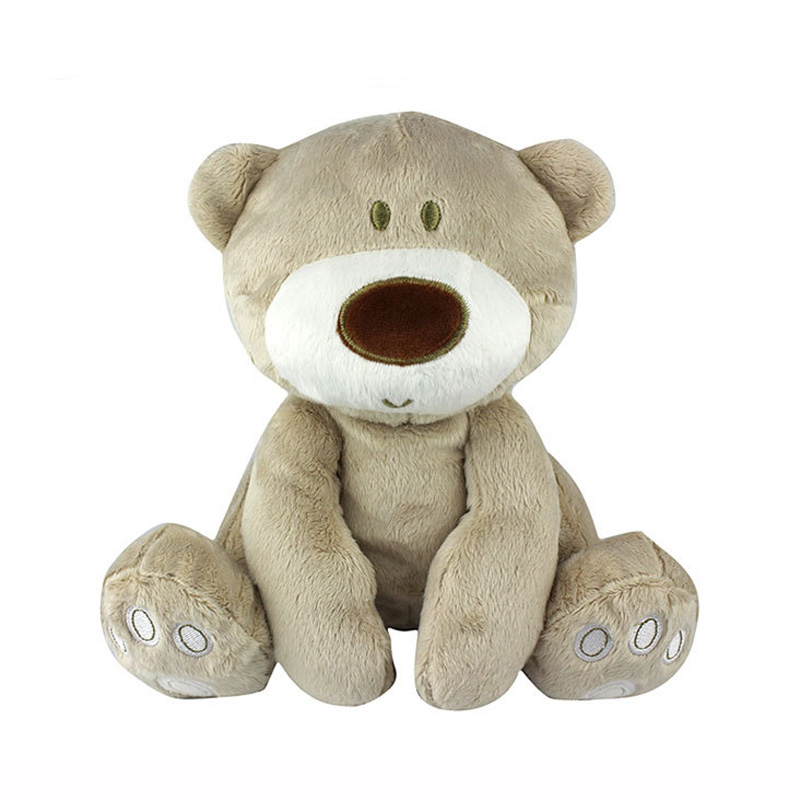 Baby Kids Children kawaii Plush Toys Cute Teddy Bear Stuffed Animals Doll brinquedos juguetes ty collection beanie boos kids plush toys big eyes slick brown fox lovely children gifts kawaii stuffed animals dolls cute toys