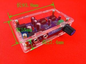 Image 4 - נייד אוזניות מגבר לוח ערכת AMP מודול ערכת קלאסי 47 DIY + מקרה