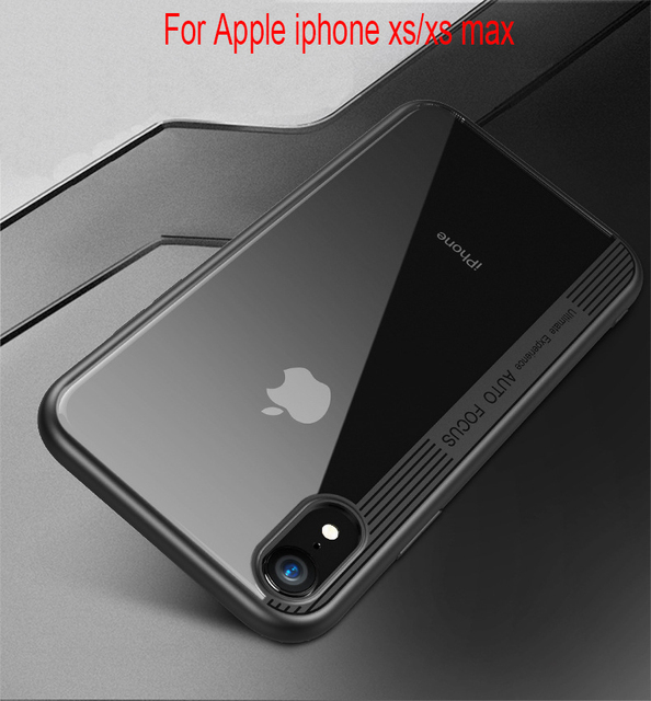 separation shoes 42a95 14c8f US $5.38 23% OFF|For Apple iphone XS max case Fashion TPU Silicone soft  case Anti knock Cover Lanyard shell for iphone 7/8/8 plus iphone X case-in  ...