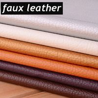 Embossed PU Leather Fabric Leather DIY Decoration Soft Sofa Fabric Imitation Leather Material Upholstery Fabric For