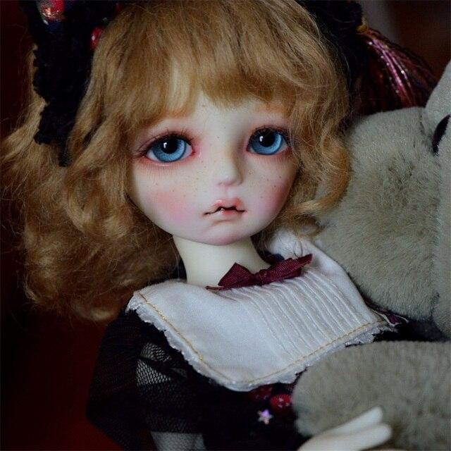 Imda 2.6 Modigli 1/6 BJD SD Doll Body Girls Boys Resin