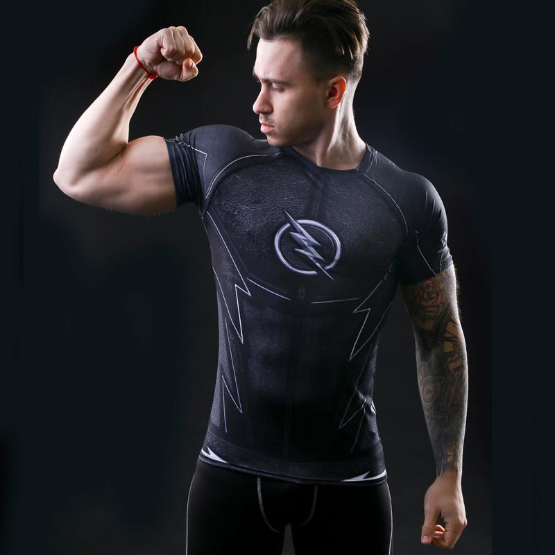 Pk Bazaar fitness bodybuilding 2016 new men'-s cool creative t ...