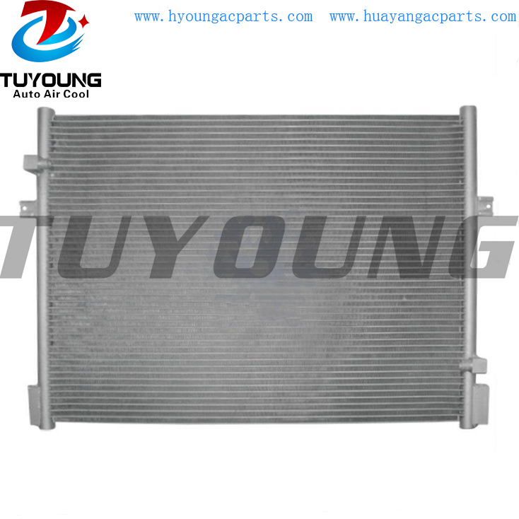 auto ac condenser for John Deere 8295R RE242255, vehicle air conditioning condenser for John Deere