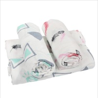 70 Bamboo 30 Cotton Baby Blanket Swaddling Muslin Rayon From Swaddling Wraps For Unisex Baby Blanket