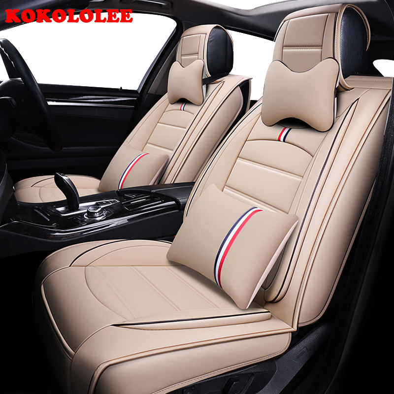KOKOLOLEE Car Seat Cover For Acura MDX RDX RL TL ILX CDX