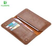 5 5 Universal Vintage Genuine Leather Case For Sony XperiaZ4 Z3 Z2 M2 339H L36H C3