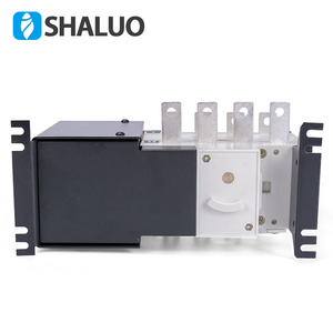 Image 4 - 4P 160A ATS dual power Automatic Transfer Switch diesel generator parts electric control curcuit breaker single three phase ac