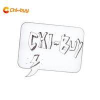 Chi buy Creative Speech Bubble Note Handwritten Light Box DIY Drawing Message board Cinema Lightbox LED Kitchen Home Decor Gift