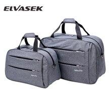 Багажные дорожные сумки, водонепроницаемая холщовая Мужская и женская большая сумка на колесиках, мужская сумка через плечо, вещевой мешок, черный, серый, синий, для ручной клади, для багажа