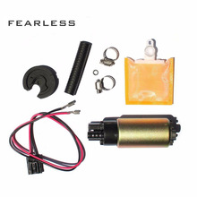 High performance Car Electric Fuel Pump 12V 3.0BAR 125Lph Power Flow 43.5PSI For TOYOTA Suzuki Ford Geo Honda Hyundai TP-213