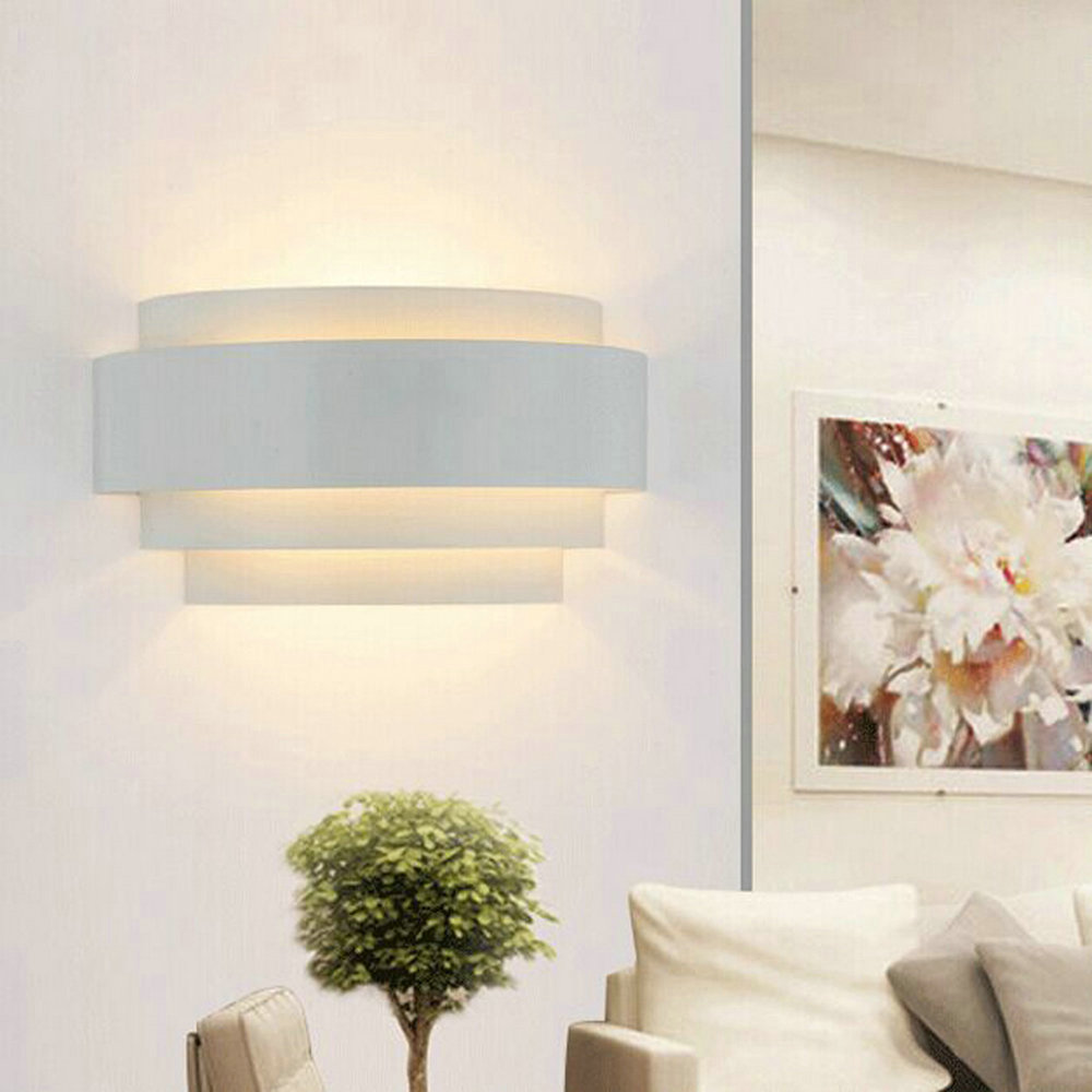 Modern Wall Lights Up Down Lamp Indoor Lighting Wall Sconces ...