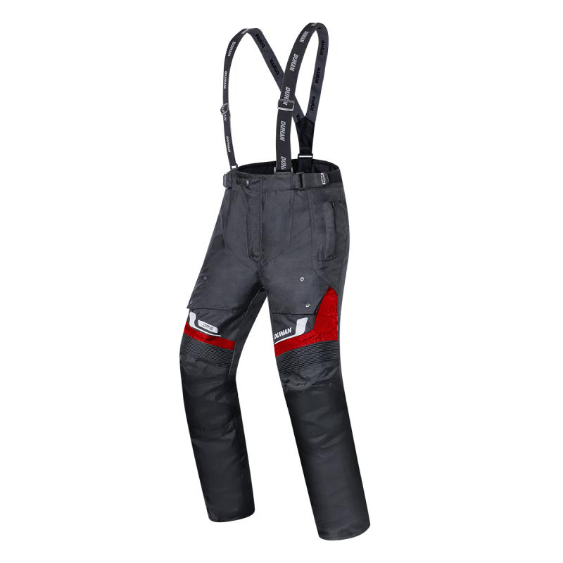 DUHAN Motorcycle Protective Gear Pants Breathable Mesh Street riding motorcycle reflective wear Moto Strap trousers D-211 M-2XL duhan men s motorcycle jeans motorbike riding biker trousers denim motorcycle pants men moto pants knee guards protective gear