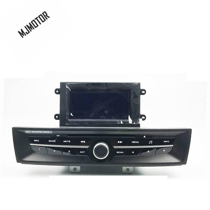 Lecteur CD avec écran pour chinois SAIC ROEWE 550 MG 2009-2013 Auto voiture moteur pièces 10057071