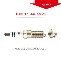 1 шт. Китай Оригинальный факел свечи зажигания TORCH7 3146 серии для Ford Focus III 2,0 ST