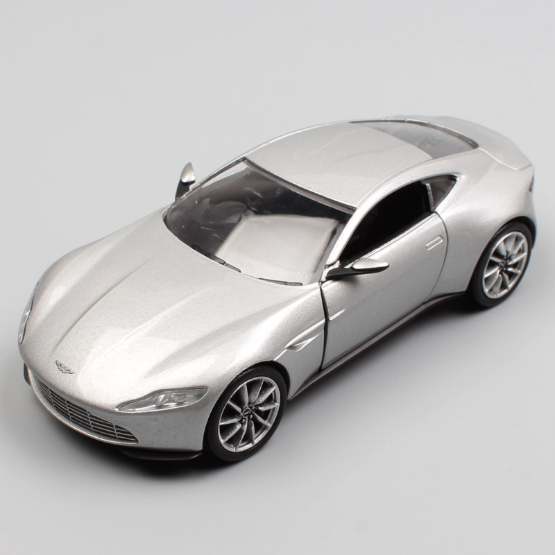 1:36 Scale small Corgi Aston Martin DB10 James Bond 007 Spectre concept car sports coupe diecast vehicles model toy gift for boy ...