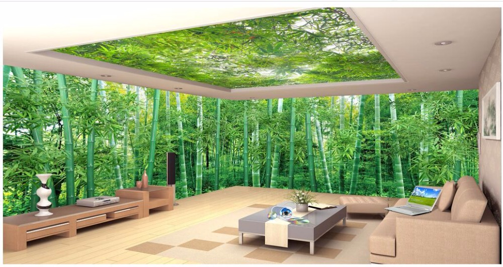 3d room wallpaper custom photo Natural scenery bamboo landscape painting 3d wall murals wallpaper for walls 3 d custom photo wallpaper natural scenery mangrove landscape custom wallpaper business hotel home decoration backdrop murals