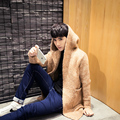 2017 весной новый мужской Свитер С Капюшоном тонкий минималистский личность Свитер Куртка большой Размер Мужская молодежная прилив горячей продажи