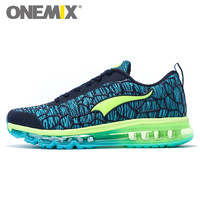 Onemix 새로운 남자 공기 실행 신발 브랜드 통기성 메쉬 운동화 운동화 athletic 야외 스포츠 훈련 신발