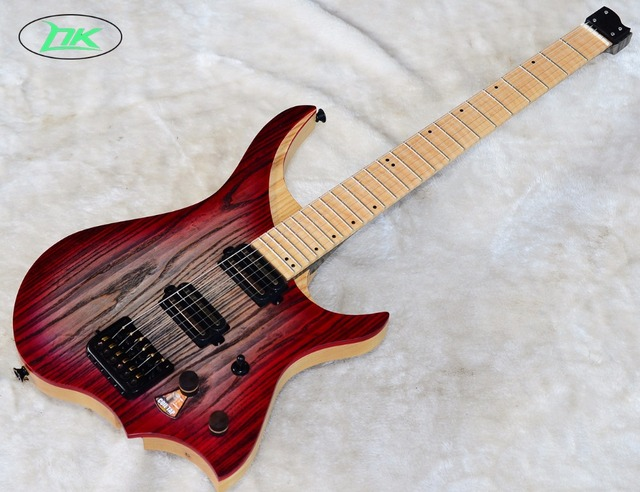 guitare electrique quel bois