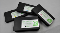 4 Ink Cartridge 1set With Chip Compatible HP 950 XL 950XL 951 951XL For Printer Officejet