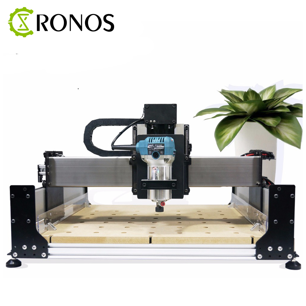 CNC80*80/80*120  Engraving Machine DIY Medium Type Large Scale Small Scale CNC Processing Wood Metal Plastic