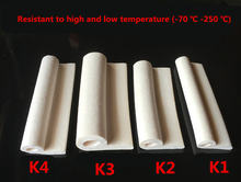 Высокотемпературная герметичная лента из силиконовой пены для