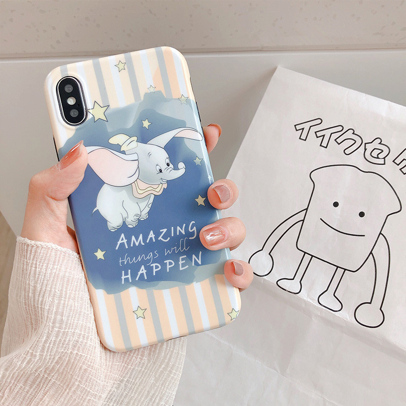 Kawaii Hot cartoon comics disneys Dumbo cute Phone Case