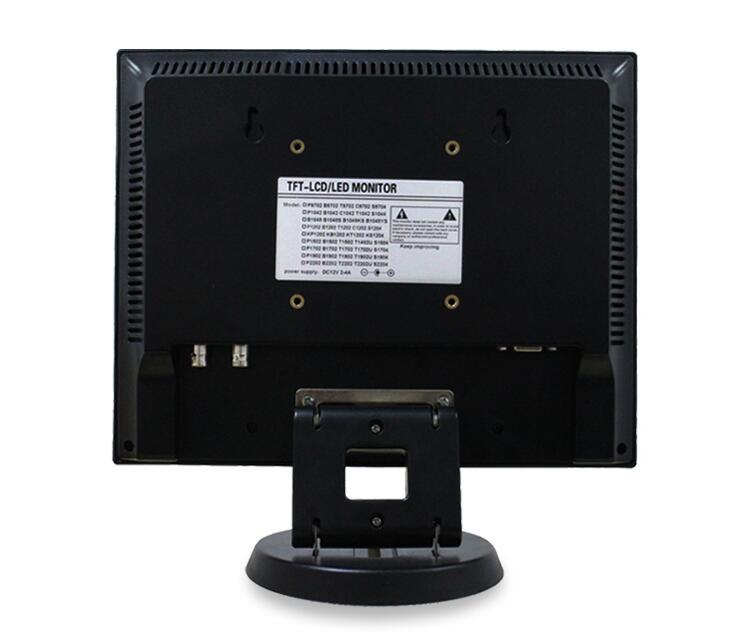 İki yol 10.4 düymlük video giriş interfeysi BNC1 BNC2 VGA sənaye - Kompüter periferikler - Fotoqrafiya 2