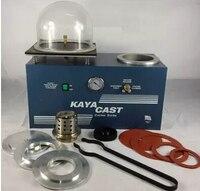 FREE SHIPPING Kaya vestcasting machine, jewelry vacuum casting machine, whole set jewelry tools . equipment