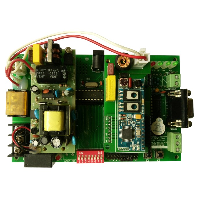 Graduation Design Development Board Learning Board Power Line Carrier Evaluation Kit BWP15 With Schematic Diagram PCB Source Cod
