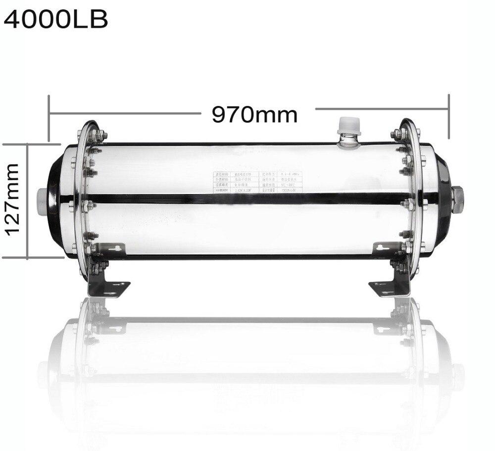 4000L/h Undersink ультра фильтрации очиститель воды с ультрафильтрующая мембрана микрон пищевой 0,01 для wippe от 99% вредных веществ