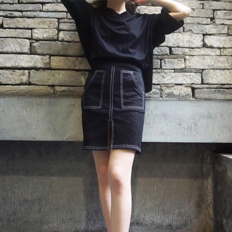 Джинсовая юбка дизайнеры
