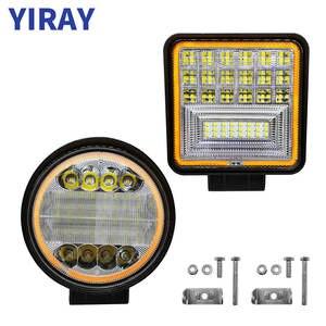 YIRAY LED 72W 126W Work Light