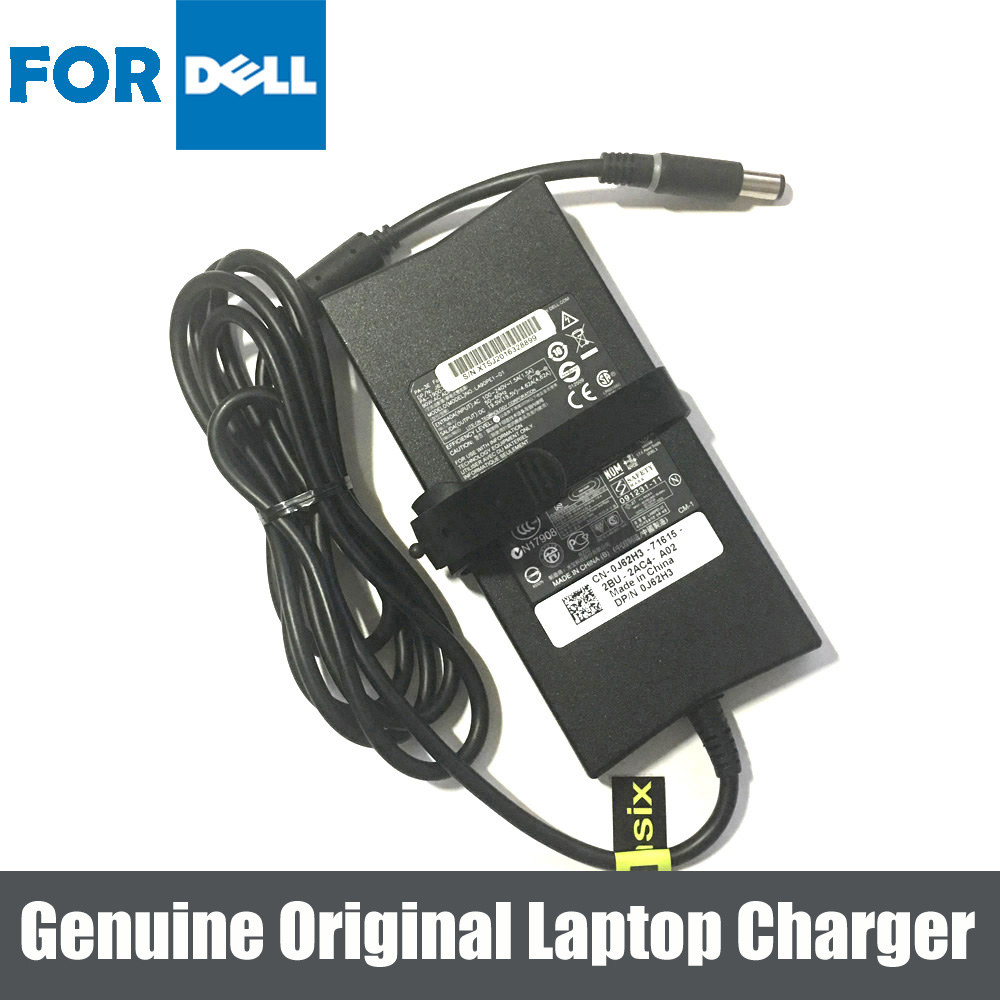 Genuine Original 90W 19.5V 4.62A AC Adapter Charger Power for Dell Inspiron 5521 5537 5523 Laptop