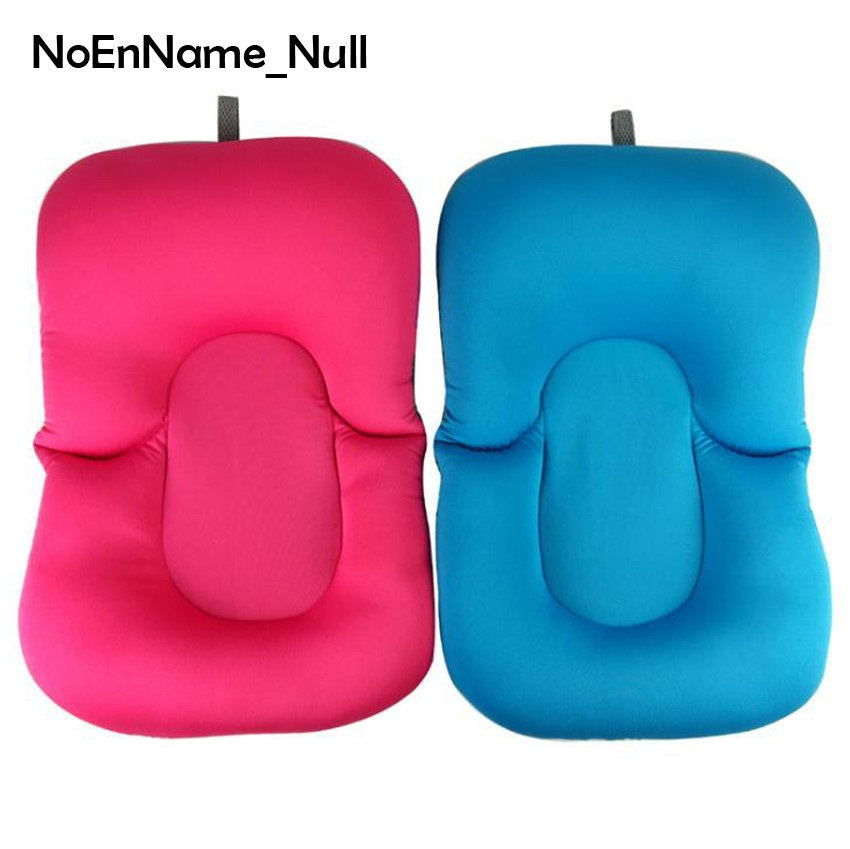 NoEnName_Null Baby Tub Support Shower Care for Newborn Adjustable Safety Mesh for Infant Bathing