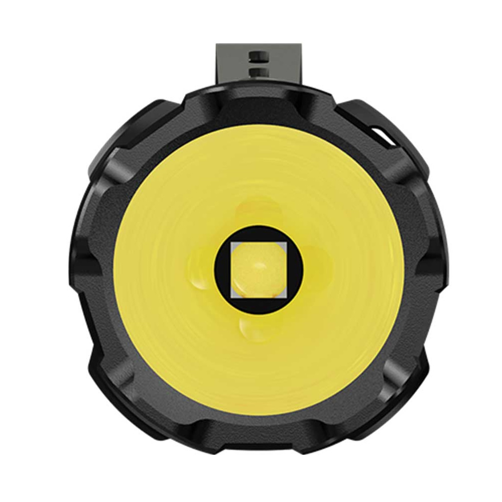 NIitecore MH25GTS светодиодный фонарик CREE XHP35 HD 1800 люмен тактический фонарь 18650 перезаряжаемая батарея для Campping - 6