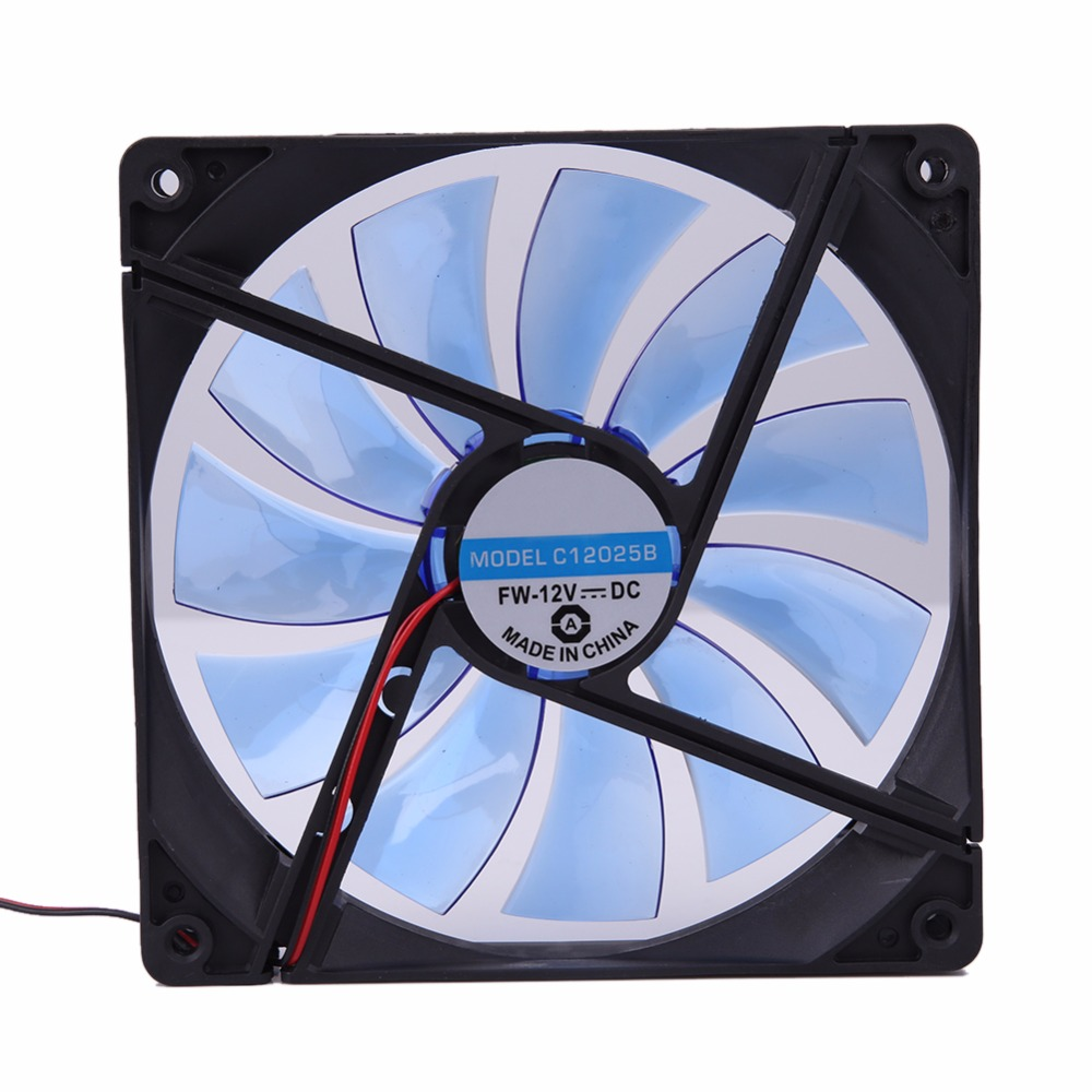 High Quality Computer Gadgets 12V 4Pin 140mm Brushless Computer CPU Cooling Fan Small Cooling Fan Sleeve Bearing Heat Sink medium computer cpu plastic cooling fan leaves card blower heat sink