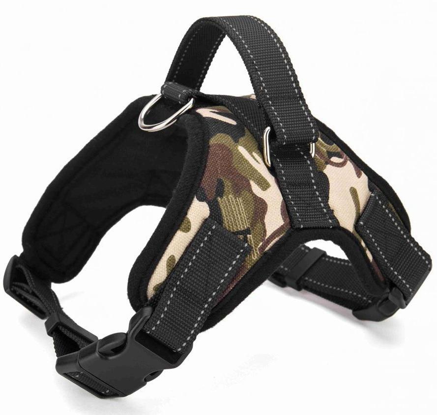 Hond Harnas Vest Accessoires Solid Nylon Alle Seizoenen Breakaway Quick Release Riemen Mesh Vest Hond Harnas Huisdier Kraag Harmonieuze Kleuren