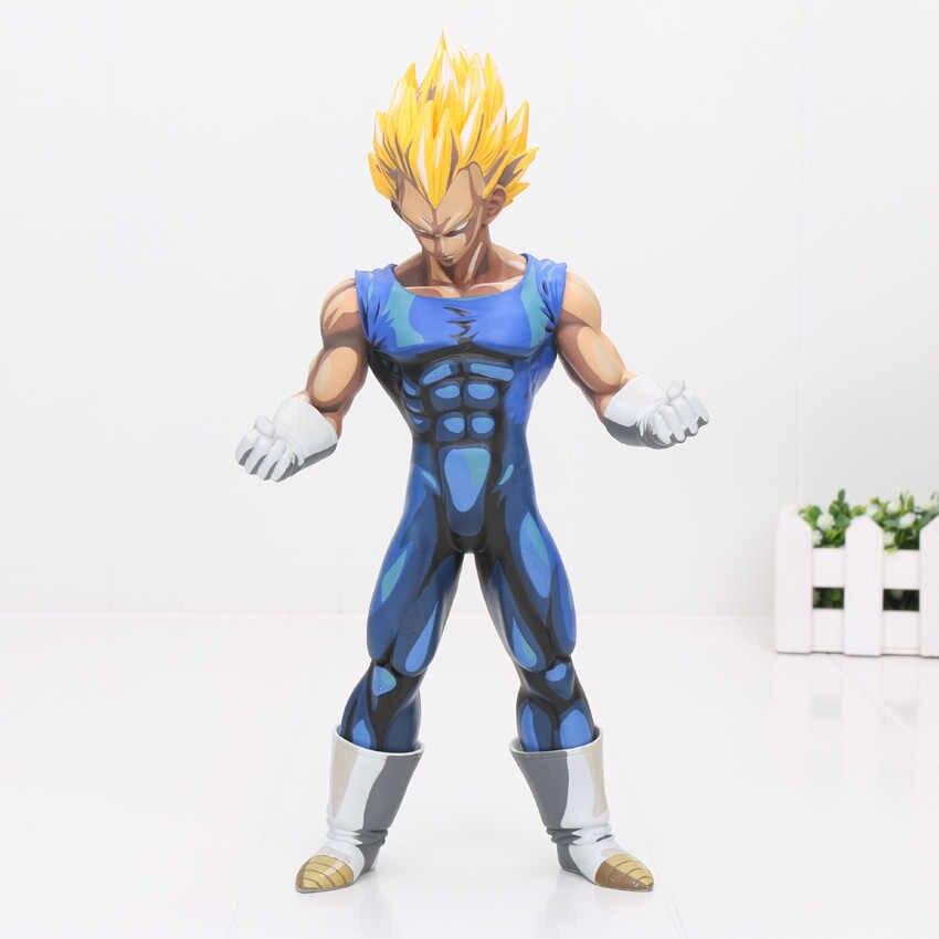 Dragão bola z msp mestre estrelas peça vegeta figura resolução de soldados grandista estatueta vegeta super saiyan pvc figura brinquedo