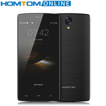 Case+film)Gifts!Original HOMTOM HT17 PRO mobile phone 4G LTE 5.5″ IPS Quad Core Smartphone 2G/16GB 13MP fingerprint